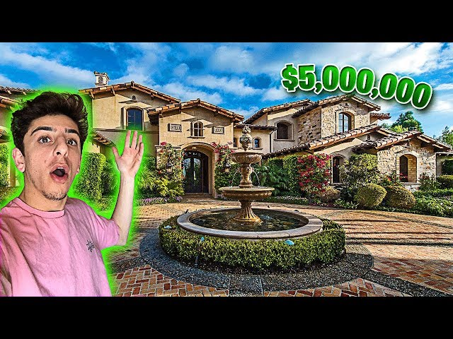 IT'S OFFICIALLY HAPPENING!! (MY DREAM HOUSE)