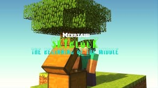 Minecraft Skyblock 1: The Beginning Of The Middle