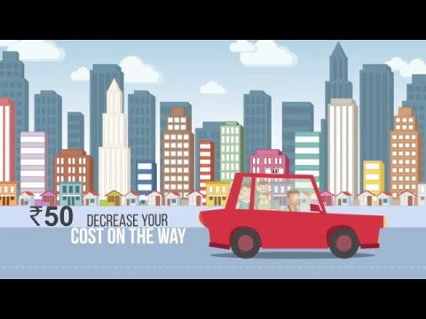 Pikup - Social and real-time carpooling
