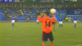 2004 05 Pyunik Shakhtar 1