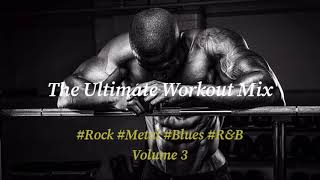 The Ultimate Workout Mix - Best Motivational Rock & Metal Gym Music of 2020 (VOLUME 3)