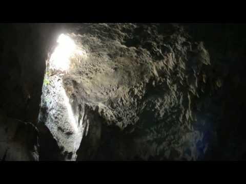 Hinagdanan Cave - Bohol Island, Philippines