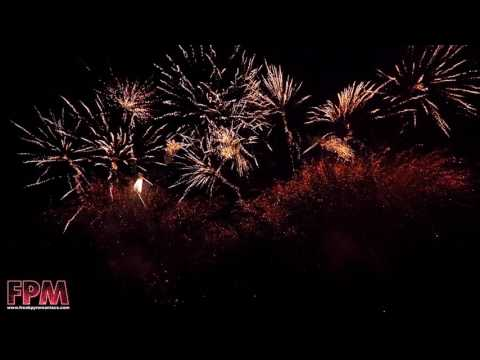 Fuse Fireworks Alexandra Palace 05 10 2016