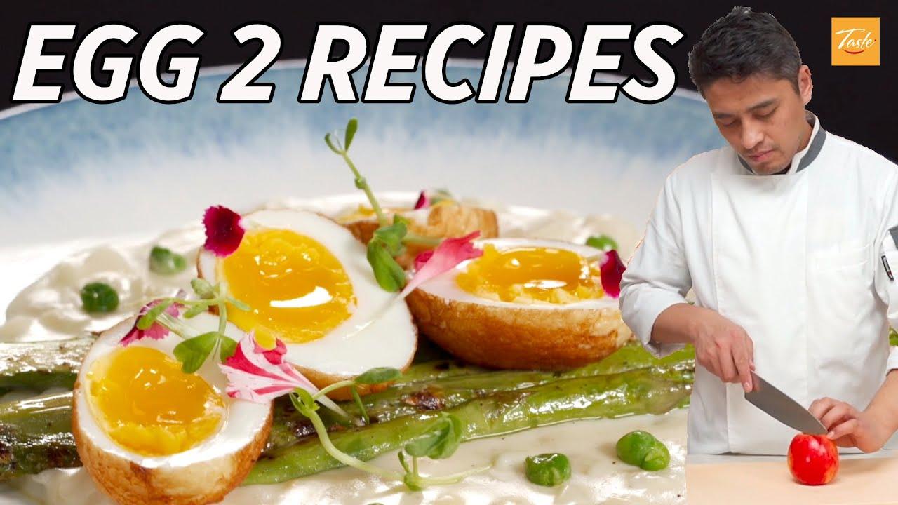 How To Make Egg | Egg Recipes • Taste Show