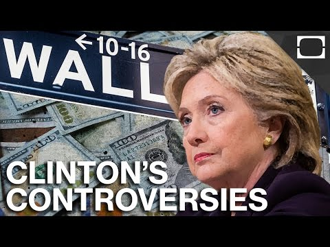 Why Is Hillary Clinton So Controversial?