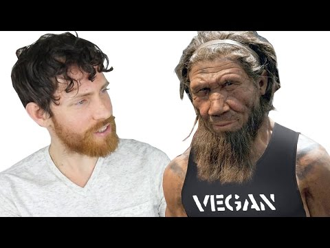 New Study: Vegan Neanderthals?