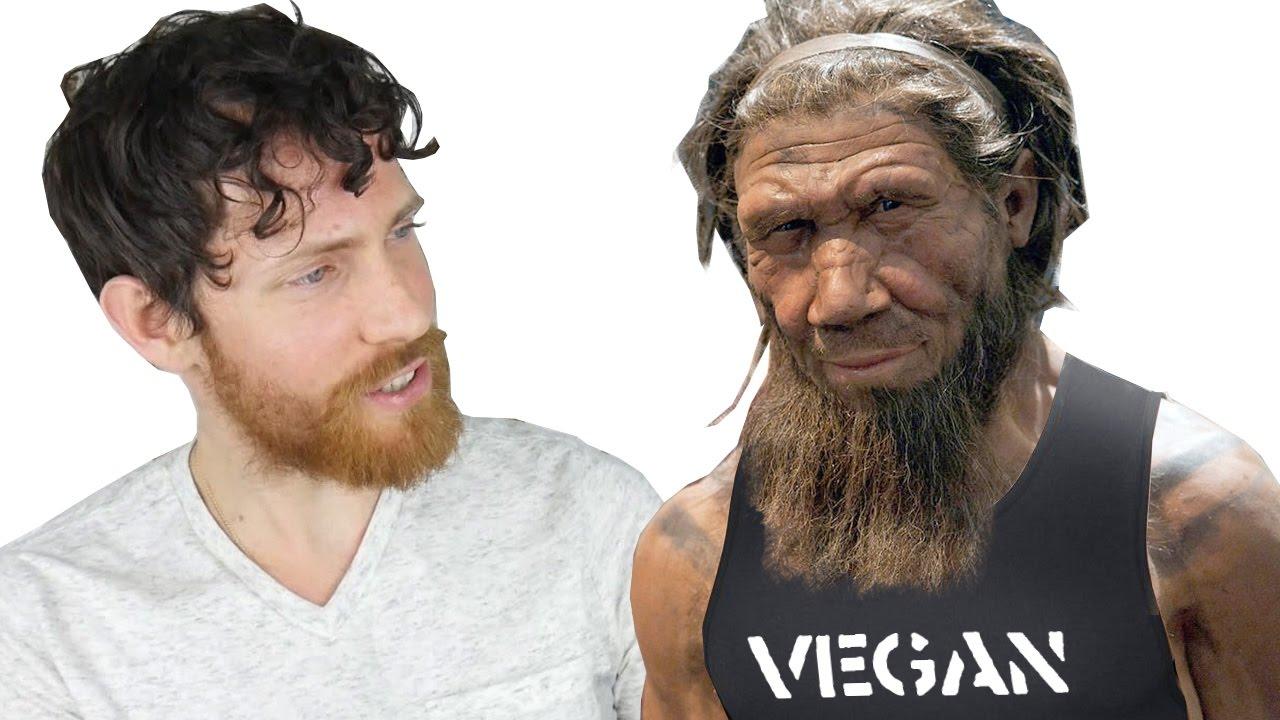 New Study: Vegan Neand...