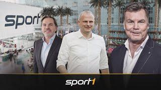 Ganze Folge CHECK24 Doppelpass mit Jochen Schneider und Volker Struth | SPORT1