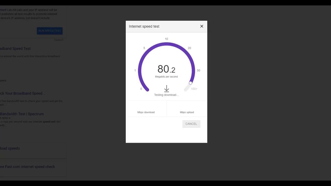 eero Home Wifi System Speed Test with Comcast 250 Mbps Blast Pro