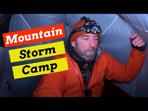 camping-in-a-mountain-storm-|-msr-access-1-tent---unplanned-wind-test.