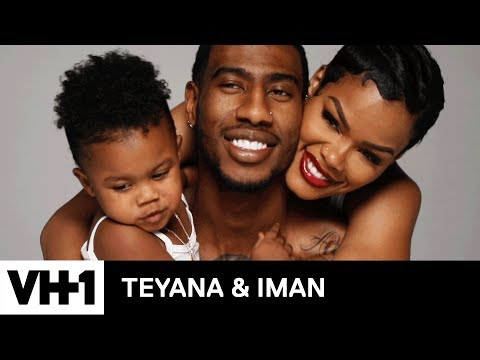 Teyana Taylor & Iman Shumpert on Their New Show | Teyana & Iman | Premieres March 26th 9/8c