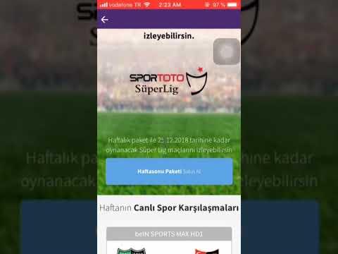 Digiturk Play Mobil Ödeme İle Almak!