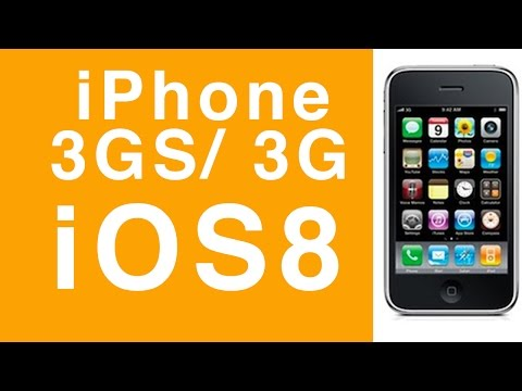 IPhone 3GS And IPhone 3G Compatible With IOS8?