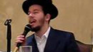 Shloime Gertner with the Shira Choir Part 4of5