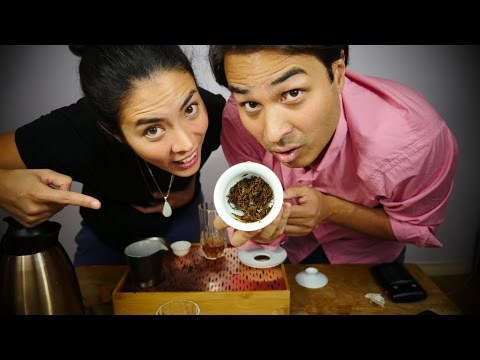Tasting One of the Most Expensive Teas in the World