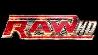 WWE Raw New Theme (DEBUTING ON 11/16)