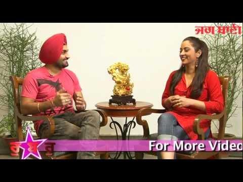 Ravinder Grewal Exclusive interview on Jagbani-Part 1