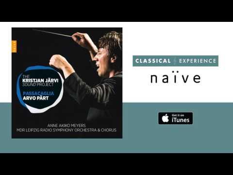 MDR Leipzig Radio Symphony Orchestra, Kristjan Järvi, MDR Leipzig Radio Symphony Chorus - Credo