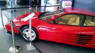 Ferrari TESTAROSSA, 4.9 V12, 287kW, 1986.