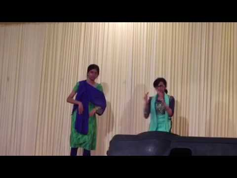 Saniya's dance
