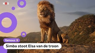 The Lion King nu al populairste 'animatiefilm' allertijden
