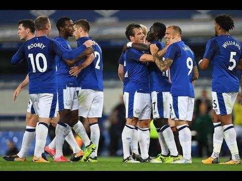 Everton 1 Ruzomberok 0: Leighton Baines To The Rescue On Wayne Rooney's Return