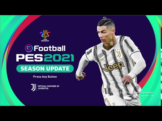 Efootball Pes 2021 How To Switch To Full Screen Mode And Change Game Screen Resolution Youtube