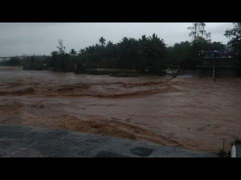 Viral Video Banjir Robohkan Jembatan di Cipatujah, Tasikmalaya Mp3