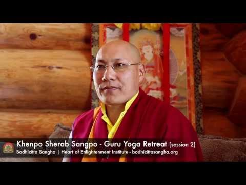 Guru Yoga Retreat [session 2] with Khenpo Sherab Sangpo