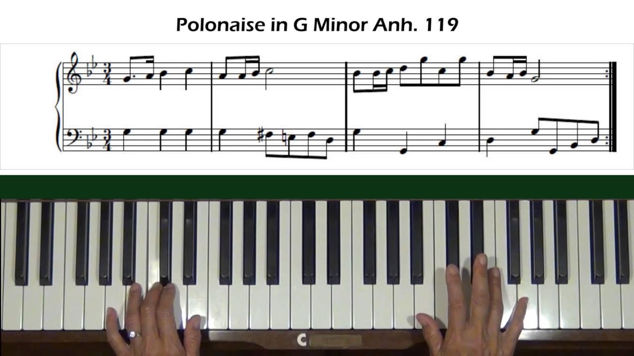 Polonaise 'farewell to homeland' michał kleofas ogiński [piano.