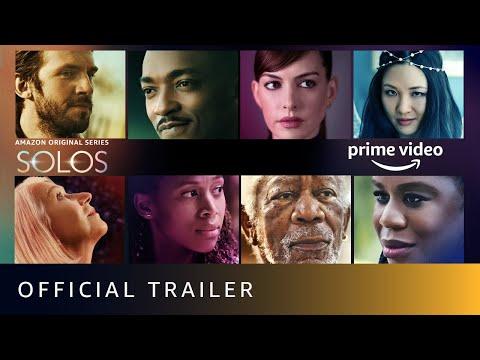 Solos - Official Trailer | Amazon Original