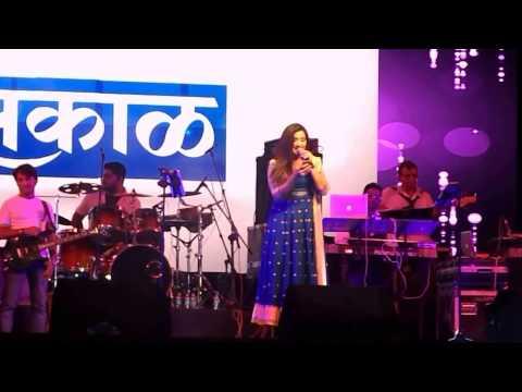 Shreya Ghoshal Pune- Feb 2017