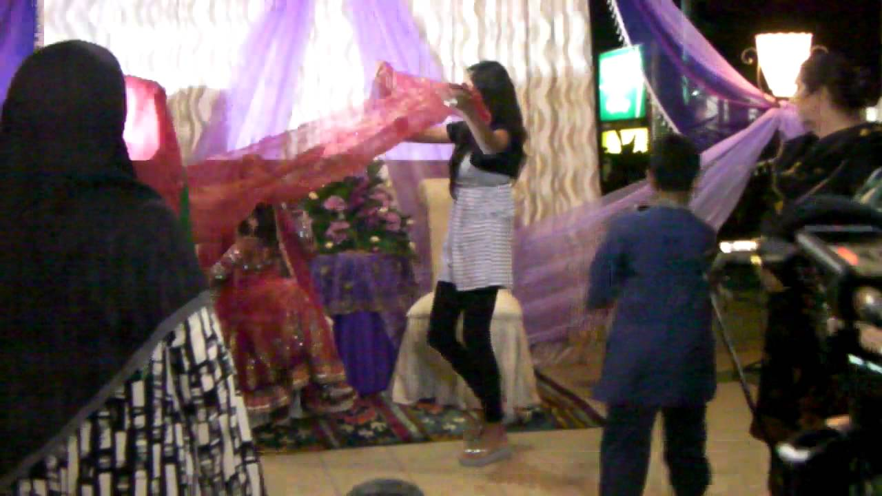 Mehndi Bride Entrance S : Shebbrin s mehndi night bride entrance youtube