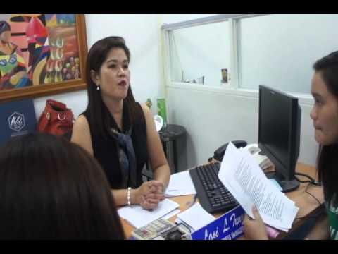 full video interview (rcbc Dasmariñas branch)