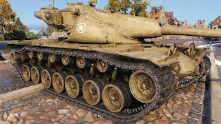 T57 Heavy - WITHOUT CAMO - WoT Gameplay