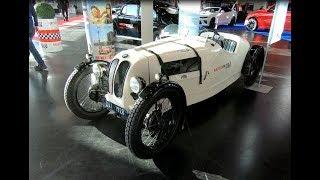 BMW DIXI DA 1 IHLE ROADSTER 1927 OLDTIMER WALKAROUND + INTERIOR