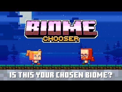 Biome Chooser - Taiga