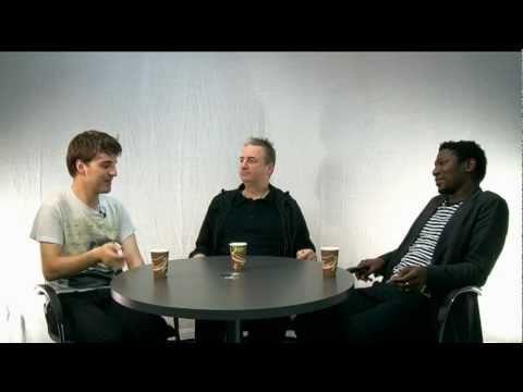 Paul Morley interviews Roots Manuva and Jim Moray
