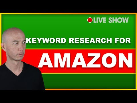 Keyword Research Search Volumes for Amazon Affiliate Marketing – A Deep Dive