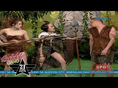 Bubble Gang: Zombie in the jungle