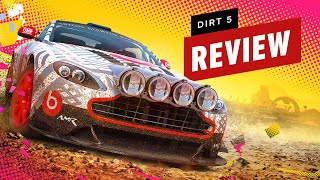 Dirt 5 Review (Video Game Video Review)