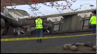 Train cars narrowly miss homes, restaurant in Northampton County (PA)
