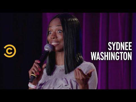 Getting Mistaken for a Stripper - Sydnee Washington