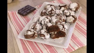 Crinkles: the unique cookie recipe that has taken the internet by storm!
