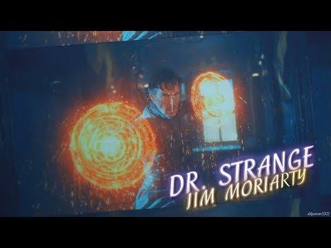 Dr. Strange X Moriarty || Sheriarty AU
