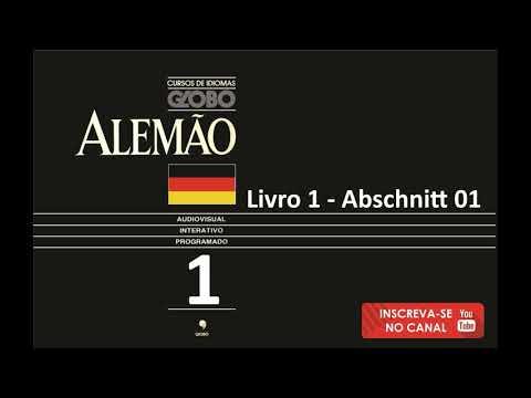 Curso Globo Idiomas Alemão - Livro 1 Abschnitt 01