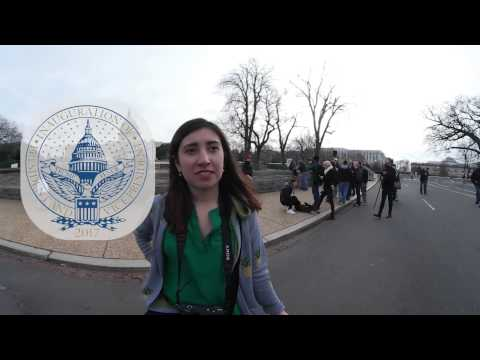 360 Video: Trump Supporters in D.C.