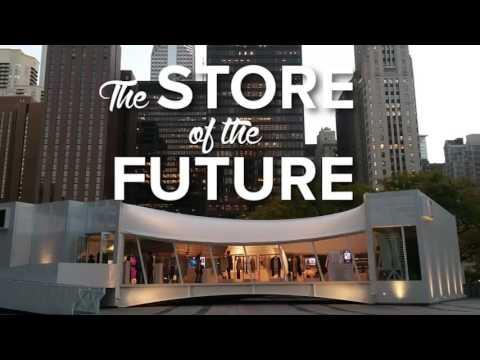 Fysieke & digitale winkels smelten ineen