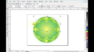 Video Cara membuat bentuk bulat di CorelDRAW download MP3, 3GP, MP4, WEBM, AVI, FLV Desember 2017
