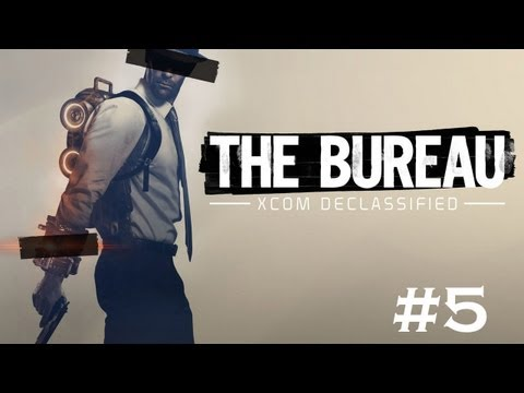 The Bureau: XCOM Declassified - Mutant [Let's Play #5]